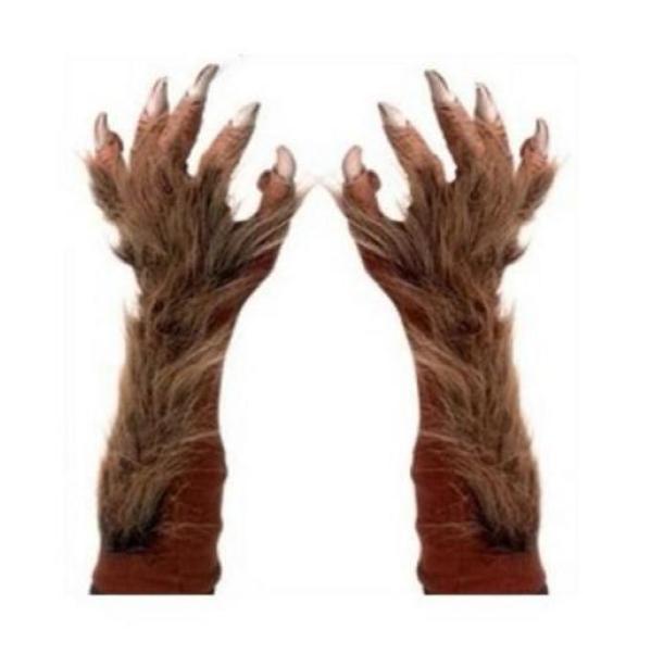 Halloween Decoration-halloween gloves