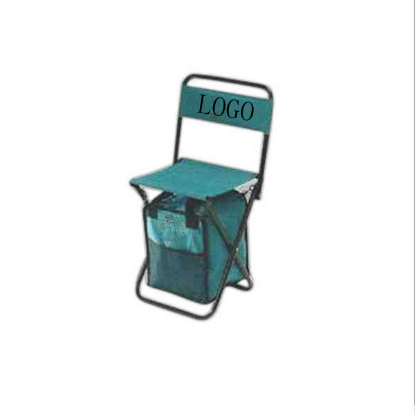 beach chair with cooler
