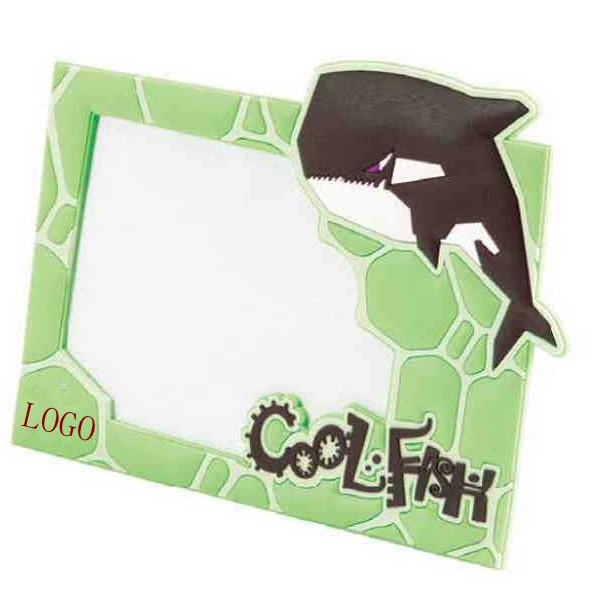 3D PVC photo frame