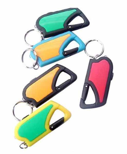 Carabiners with LED Light