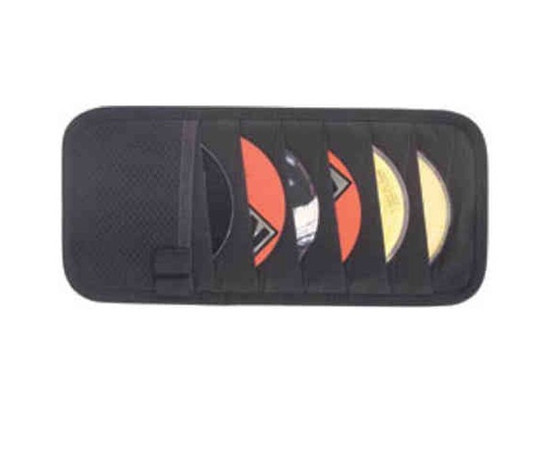 Car CD visor