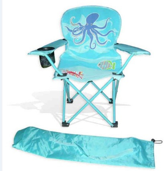 Beach-buddy chairs