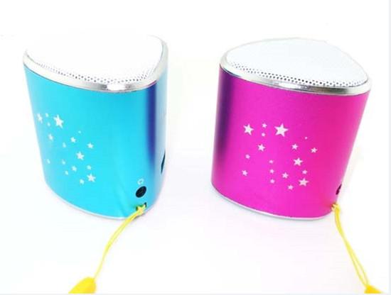 Mini music SD USB speaker