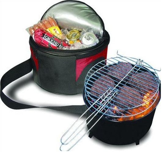 BBQ set for 2 or 3 people