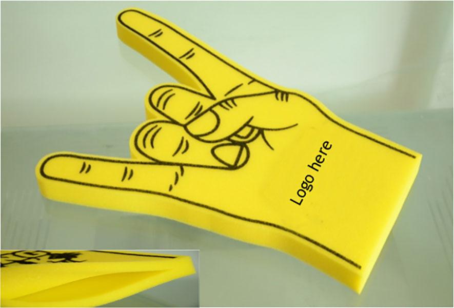 Foam #1 Finger/ Spirit Finger