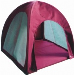 Waterproof dome tent