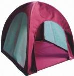 Waterproof dome tent