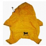 Fashionable Nylon Dog Raincoat