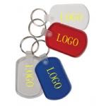 PVC Key Tags