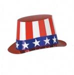 Foil top hat