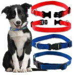 Polyester pet collar