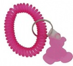 Bear Shape Key Tag