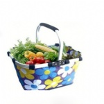 picnic basket,shopping basket