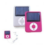 Solar Radio /MP3 Player
