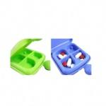 4 case pill box