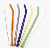Glass pipette bend
