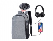 Anti Theft Laptop Backpack with Charging Port